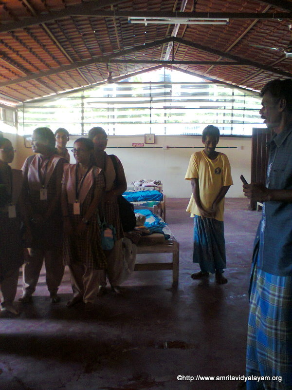 Age Home: Visit To Old Age Home